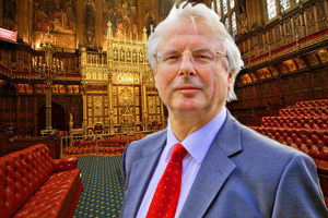 How Prof Sandy Trees may look attending the House of Lords.