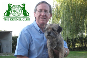 VMD chief executive Steve Dean has been announced as the new Kennel Club chairman.