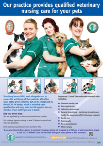 how to become a vet nurse in canada
