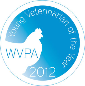WVPA Young Veterinarian of the Year 2012