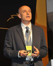 Dr Francesco Prandini, Merial's avian technical director for Europe, Middle East and Africa.