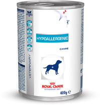 Hypoallergenic Wet food for dogs