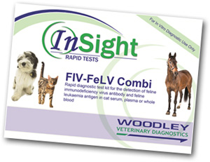 Woodley Equipment Company Ltd has developed a new range of rapid diagnostic test kits for the worldwide veterinary industry.