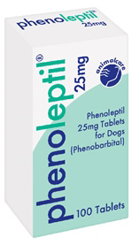 Phenoleptil – now available in 25mg and 100mg strengths.