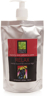 Phytoforce's Relax tonic