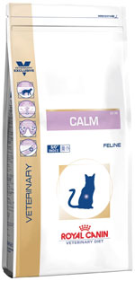 Royal Canin's new Calm diet offers nutritional support for cats and small dogs during times of stress